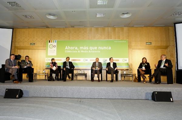 Mesa de ponentes 1