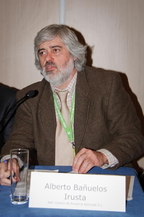 Alberto Bañuelos Irusta
