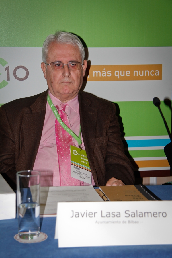 Javier Lasa Salamero
