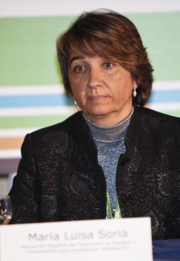Maria Luisa Soria