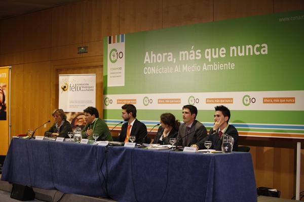 Mesa de ponentes 3
