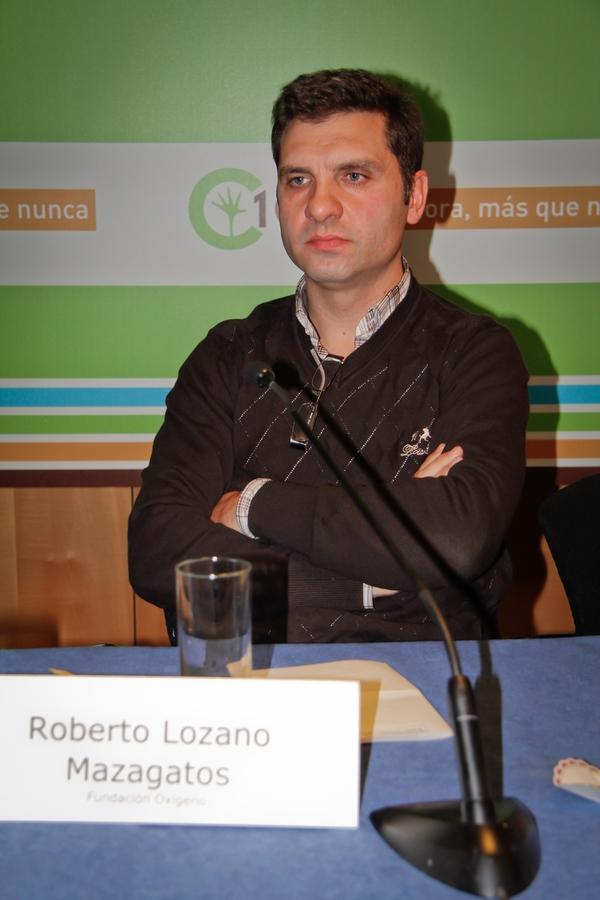 Roberto Lozano Mazagatos