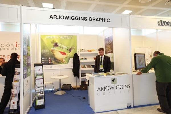 Stand Arjowiggins Graphic Iberia 1