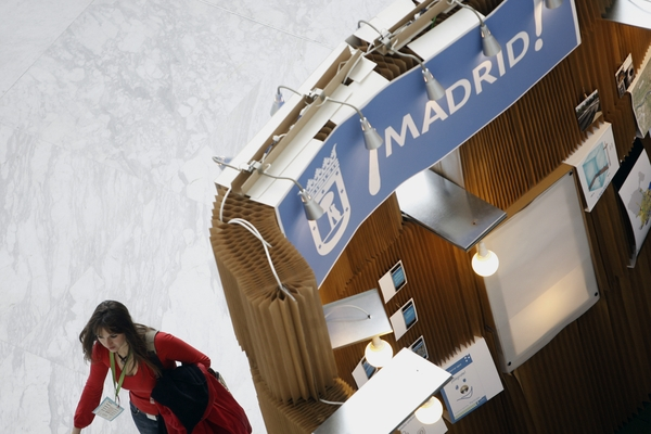 Stand Ayuntamiento de Madrid 3