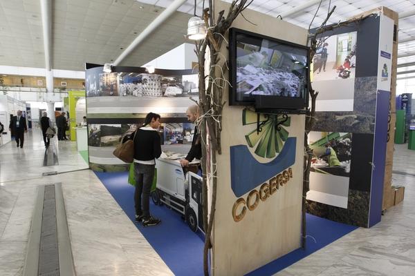 Stand COGERSA. Consorcio para la Gestión de Residuos Sólidos en Asturias 1