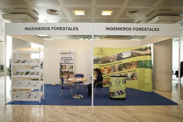 Stand Colegio Oficial de Ingenieros Técnicos Forestales