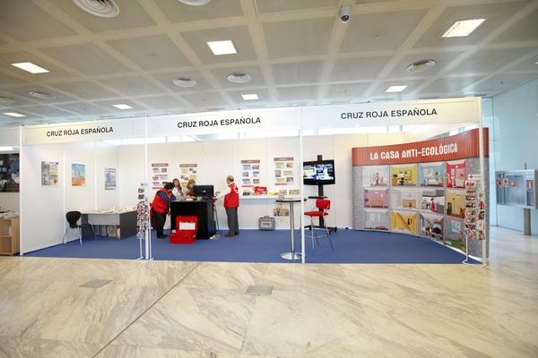 Stand Cruz Roja Española 1