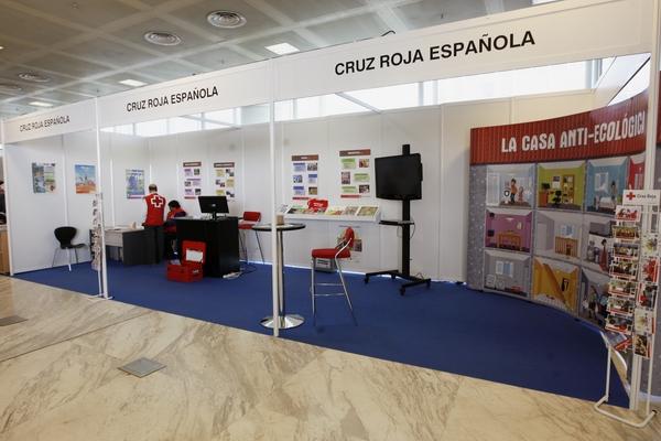 Stand Cruz Roja Española 2