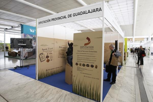 Stand Diputación Provincial de Guadalajara 2