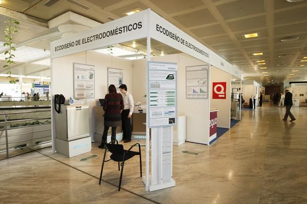 Stand EBSH Electrodomésticos España, S.A. 1