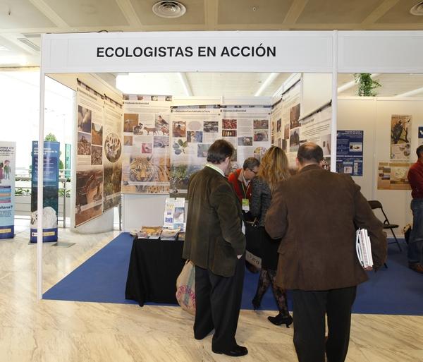Stand Ecologistas en Acción 2