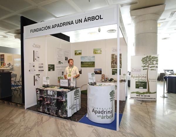 Stand Fundación Apadrina un Árbol