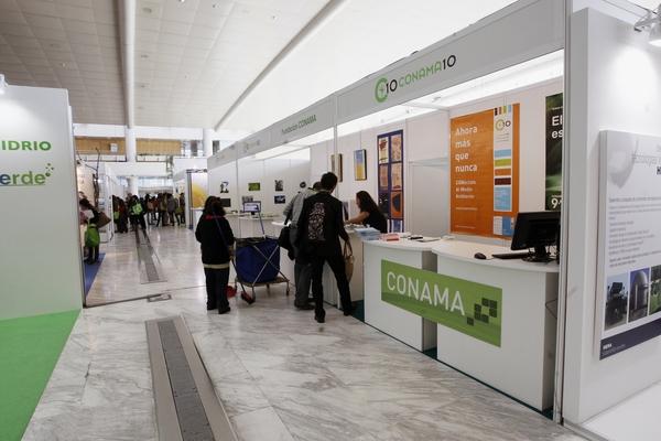 Stand Fundación Conama 2