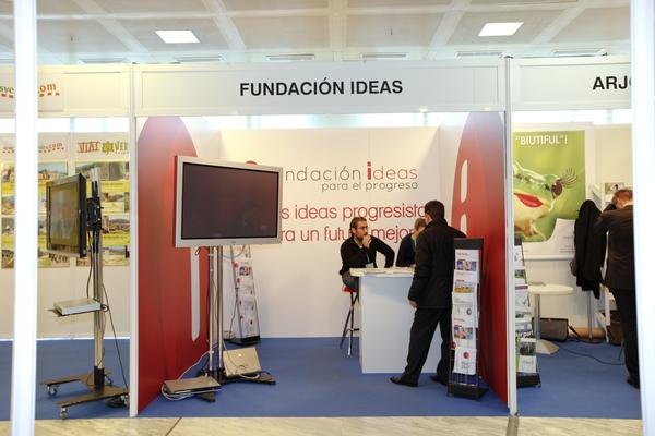 Stand Fundación IDEAS para el Progreso 2