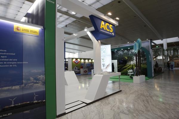 Stand Grupo ACS 3
