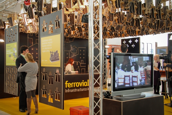 Stand Grupo Ferrovial 1