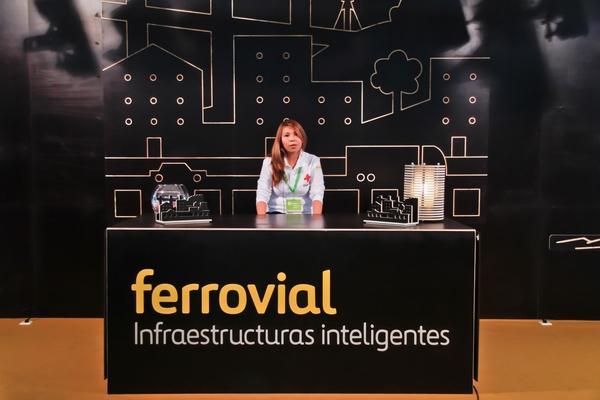 Stand Grupo Ferrovial 3