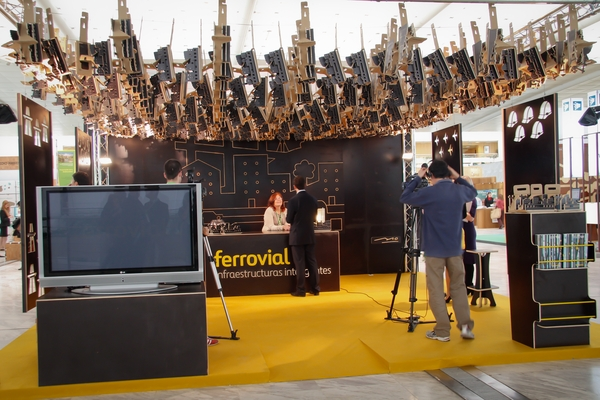 Stand Grupo Ferrovial 5