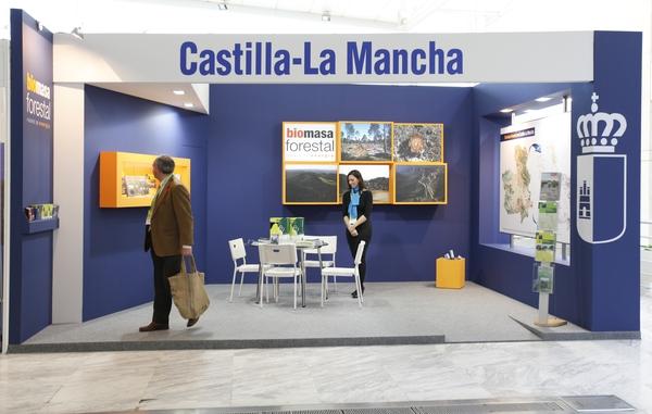 Stand Junta de Comunidades de Castilla-La Mancha 1
