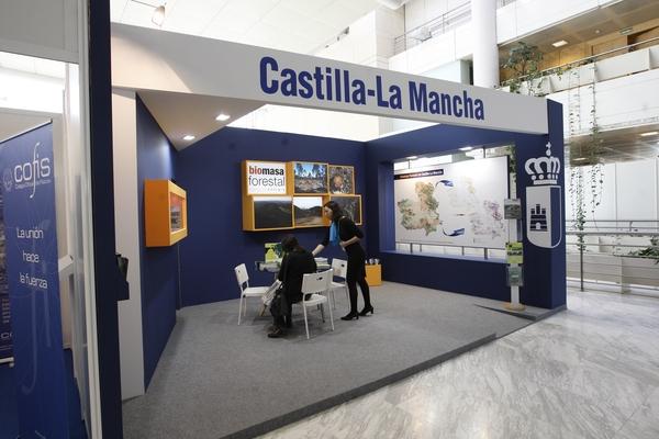 Stand Junta de Comunidades de Castilla-La Mancha 2