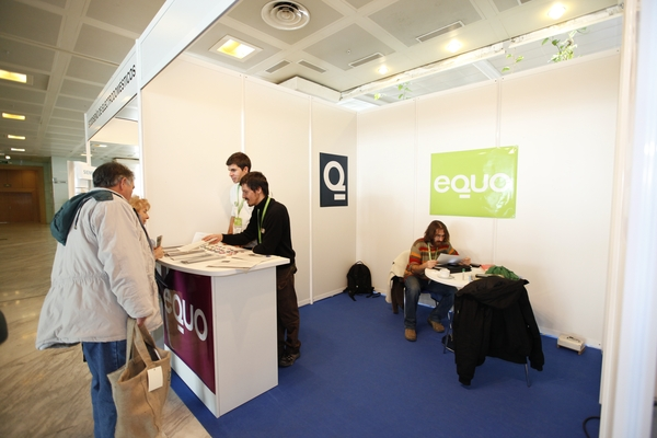 Stand Proyecto Equo  2