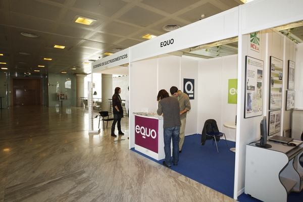 Stand Proyecto Equo 3