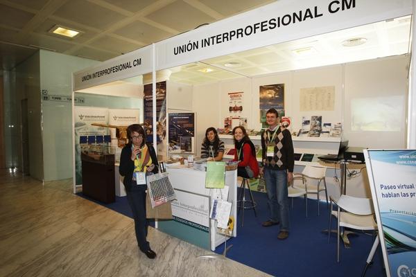 Stand Unión Interprofesional de la Comunidad de Madrid (UICM) 2