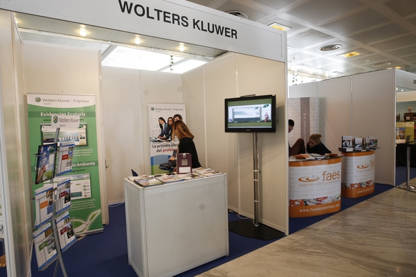 Stand Wolters Kluwer Empresas 1
