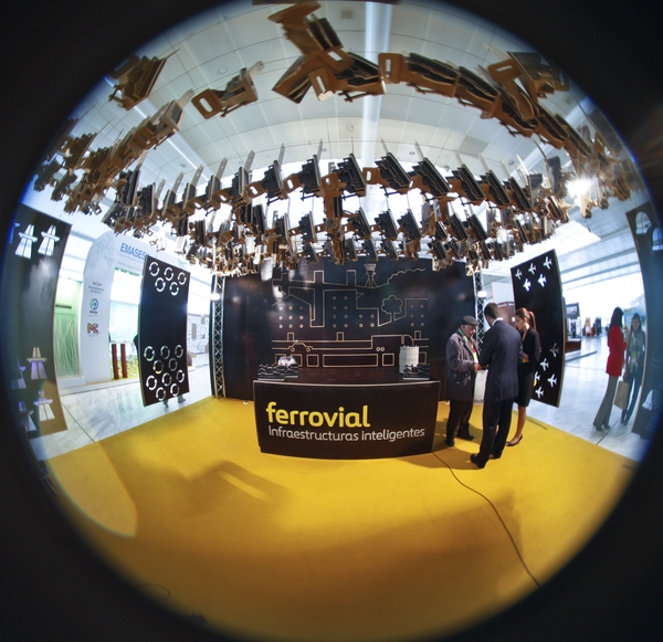 2 Stand Grupo Ferrovial