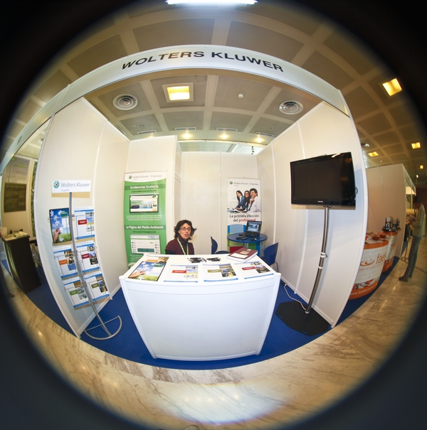 Stand Wolters Kluwer Empresas 2